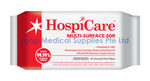 HospiCare™ Multi-Surface Wipes 60R (60 pcs/pkt)