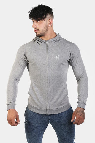 Jed North: Spectrum Zip Hoodie - Gray