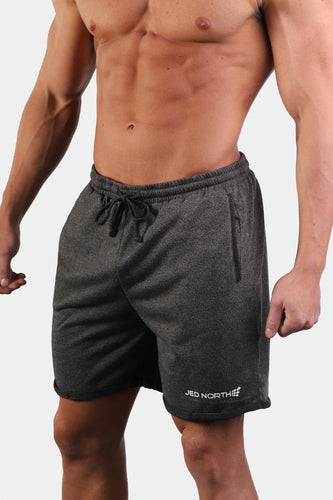 Jed North: Stance Athletic Sweat Shorts - Dark Gray