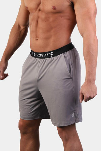 Jed North: Zenith Workout Shorts - Gray
