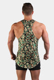 Jed North: Deep-Cut Stringer - Camo