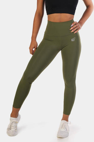 Jed North: Karma Leggings - Green