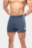 Jed North: Denim Shorts - Blue