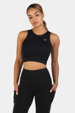 Jed North: Hatha Top - Black