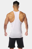 Jed North: Classic Stringer - White