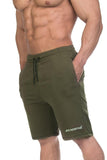 Jed North: Patriot Shorts - Olive Green