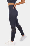 Jed North: Luxe Leggings - Navy
