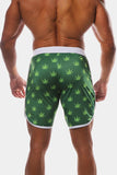 Jed North: Ace Sports Shorts - Weed