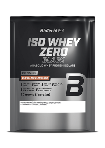 Iso Whey Zero Black (Protein Powder)