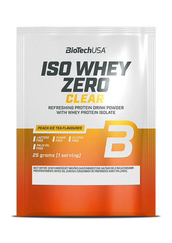Iso Whey Zero Clear (Protein Powder)