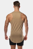 Jed North: Vital Muscle Tee - Beige