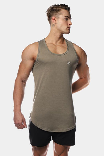 Jed North: Vital Muscle Tee - Gray