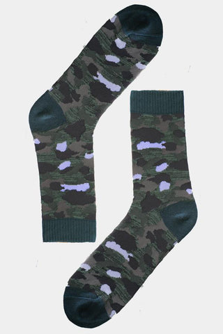 Jed North: Camo - Dark Gray