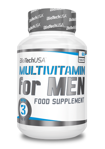 BiotechUSA: Multivitamin for Men