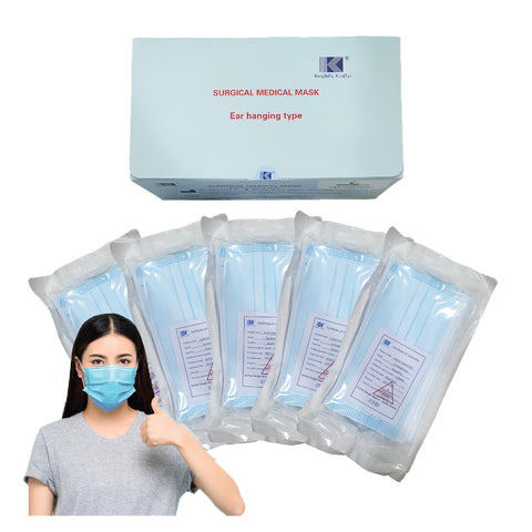 QuantumLeap Medical Grade Surgical Mask 50s Box