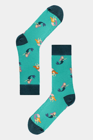 Jed North: Mermaids Sock