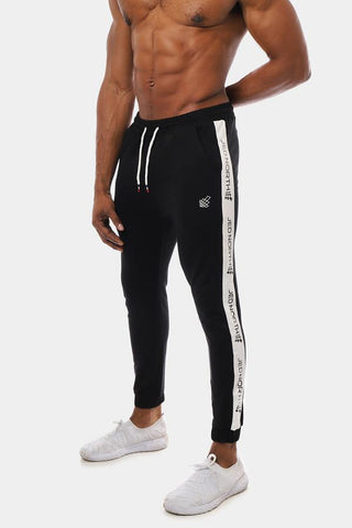 Old School Joggers - Black