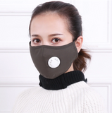 Reusable Face Mask with possible add-on filters