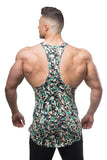 Jed North: Graphic Stringer - Camo