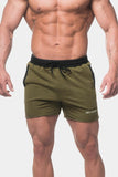 Jed North: Titan Sweat Shorts - Green