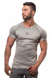 Jed North: Agile Short Sleeve Training Tee - Gray