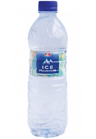 Ice Mountain Bottle