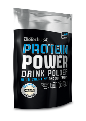 BioTechUSA: Protein Power