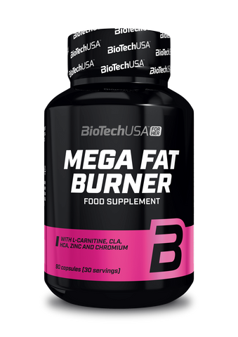 BioTechUSA: For Her- Mega Fat Burner
