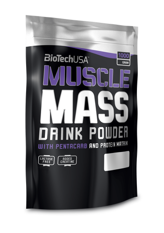 BioTechUSA: Muscle Mass