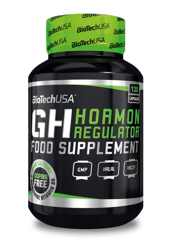BioTechUSA: GH Hormone Regulator