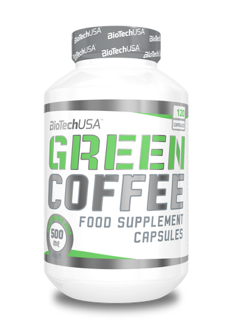 BioTechUSA: Green Coffee