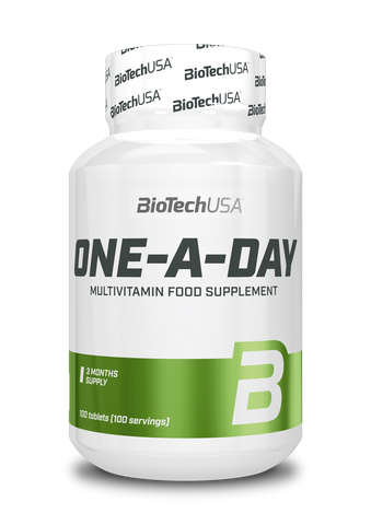 BioTechUSA: One-A-Day