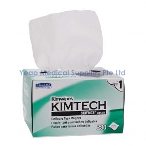 Kimtech Science Kimwipes EX-L Wipes (280pcs/Box)