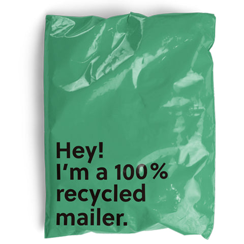 noissue: Recycled Mailer