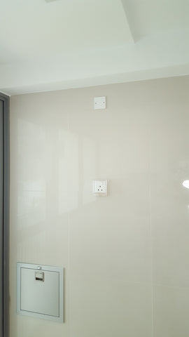 Door Bell Point Square Case, No Need Box