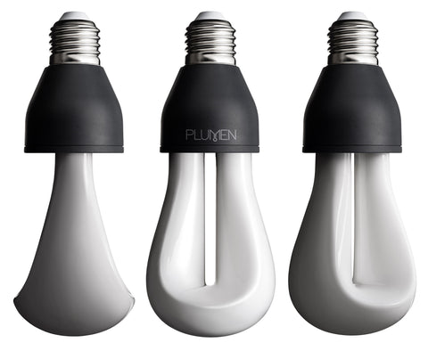 PLUMEN® Bulbs 002 (LED) - Three Cubes Lightings (Singapore)