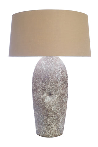 [OUT OF STOCK] Table Lamp (Clearance Piece) Stone Mostar - Three Cubes Lightings (Singapore)