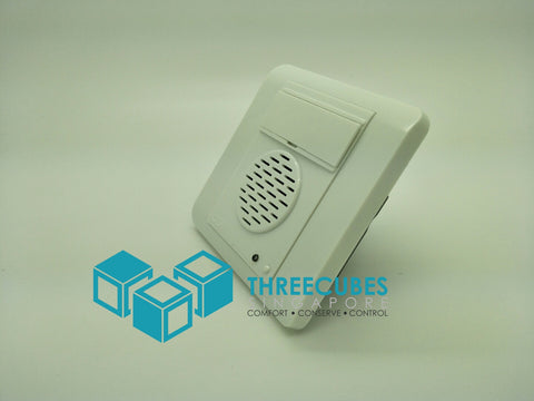 Door Bell (Slim & Battery operated) - Three Cubes Lightings (Singapore)