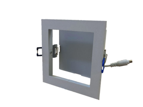 LED Downlights (Removable Frame) with Safety Mark Driver - Three Cubes Lightings (Singapore)