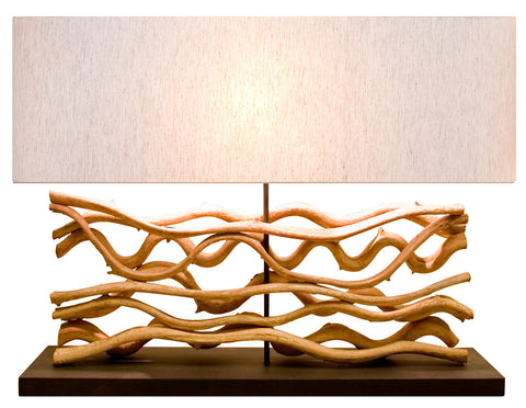 [OUT OF STOCK] Table Lamp (Le Sculpture Lamp - Large) - Three Cubes Lightings (Singapore)