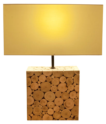 [OUT OF STOCK] Table Lamp (Small Mosaique) - Three Cubes Lightings (Singapore)