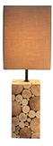 Table Lamp (Mini Mosaique) - Three Cubes Lightings (Singapore)