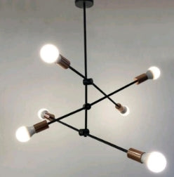 Pendant Lamp (Signs) - Three Cubes Lightings (Singapore)