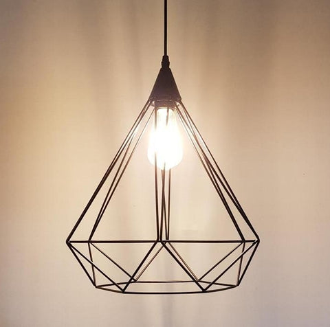Pendant Lamp (KR 2- reproduction) - Three Cubes Lightings (Singapore)