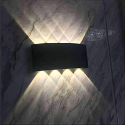 Outdoor Wall Light (4 WAY) - Three Cubes Lightings (Singapore)