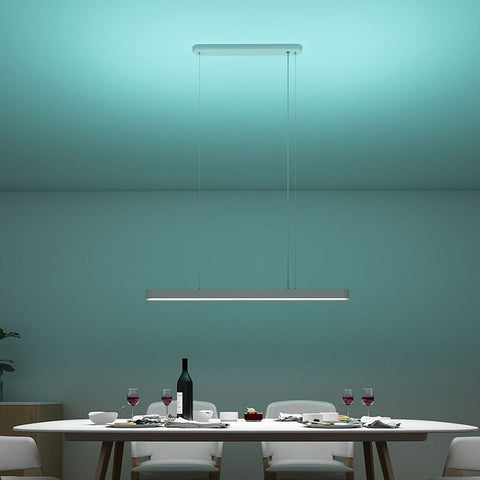 Yeelight CRYSTAL Smart LED Pendant Lamp Yeelight (With Voice Control) - Three Cubes Lightings (Singapore)