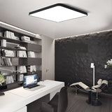 LED Elemental Square Ceiling Lamp (ultra slim) - Three Cubes Lightings (Singapore)
