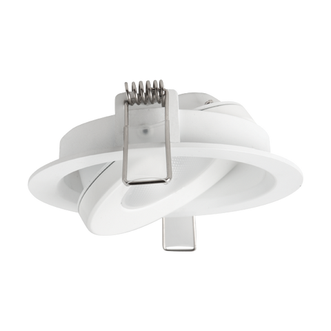 SIENA ( RICO ) Adjustable Recessed Downlight (Integrated) 7W Megaman® - Three Cubes Lightings (Singapore)