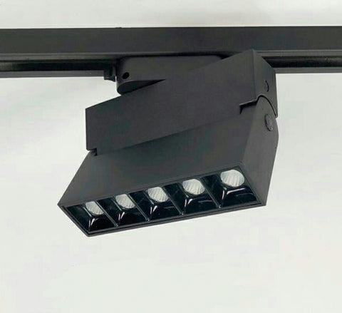 LINEAR Track Lights Fitting (Integrated 15W/30W LED) - Three Cubes Lightings (Singapore)