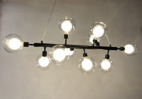 Pendant Lamp (Glass Bubbles) - Three Cubes Lightings (Singapore)